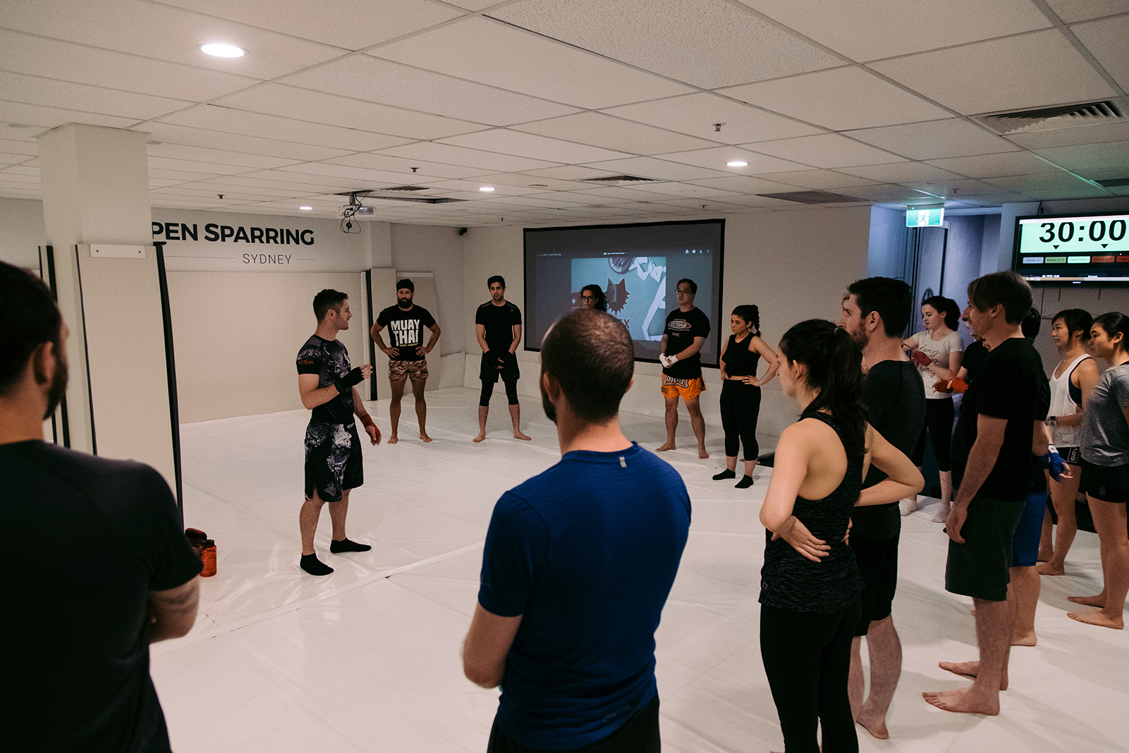 Group and Corporate Training in Apex Self Defence
