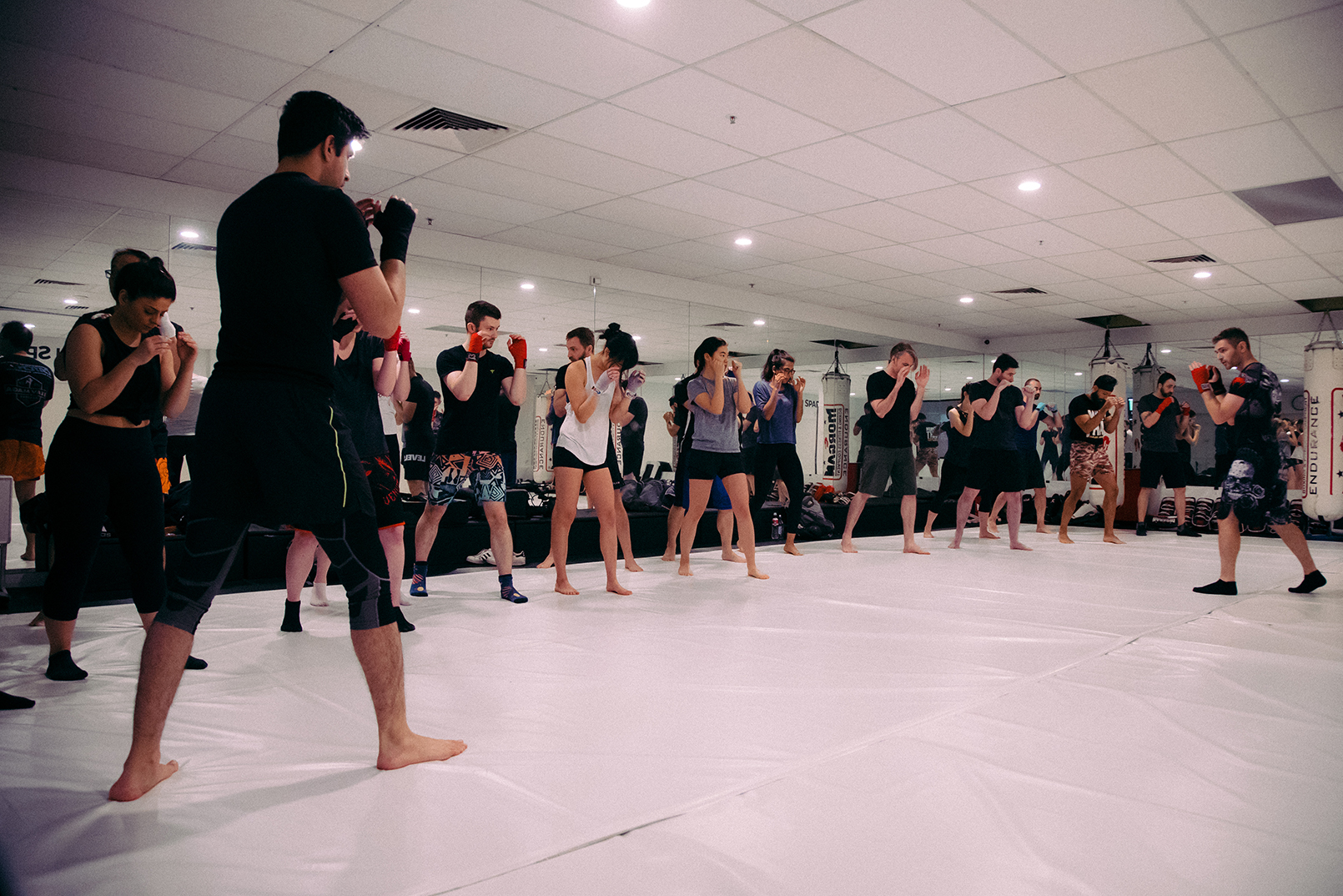 Apex self defence classes